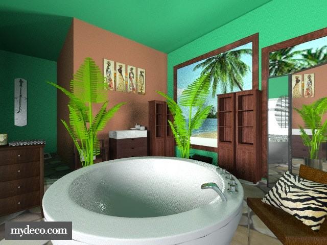 subtrop - Global - Bathroom - by vicci