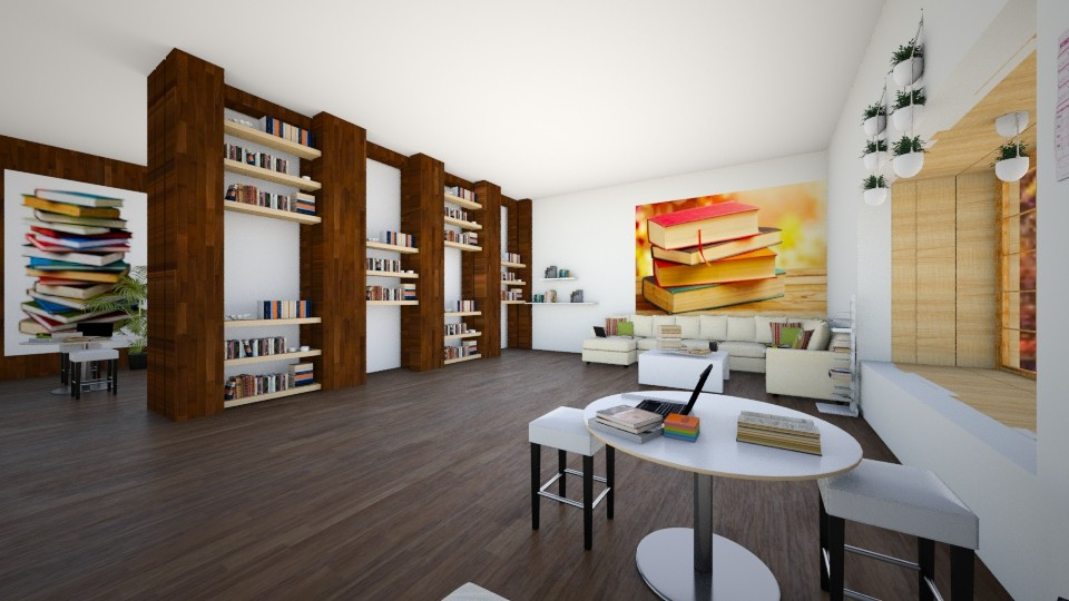 Student_Hotel - Modern - by Yemascus