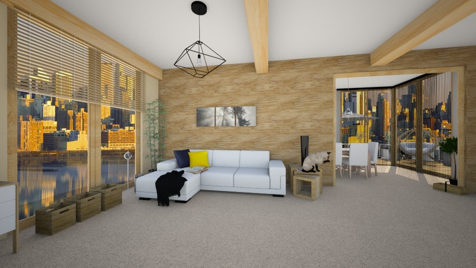 Living Room 2 - Classic - Living room - by ExpressYourself