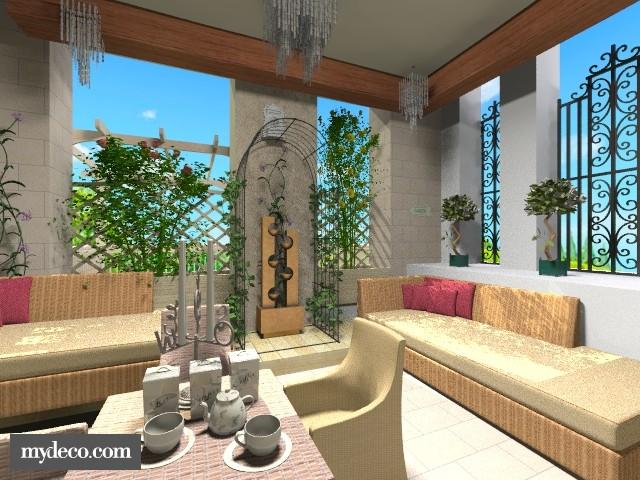Indoor Garden 1e - Modern - Garden - by Siti Idrus