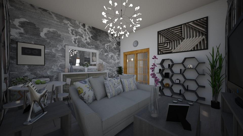 ULA - Living room - by Zuzia2006