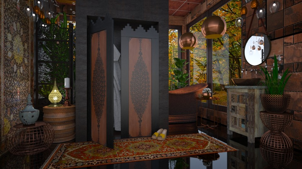 boho - Eclectic - Bathroom - by Ida Dzanovic