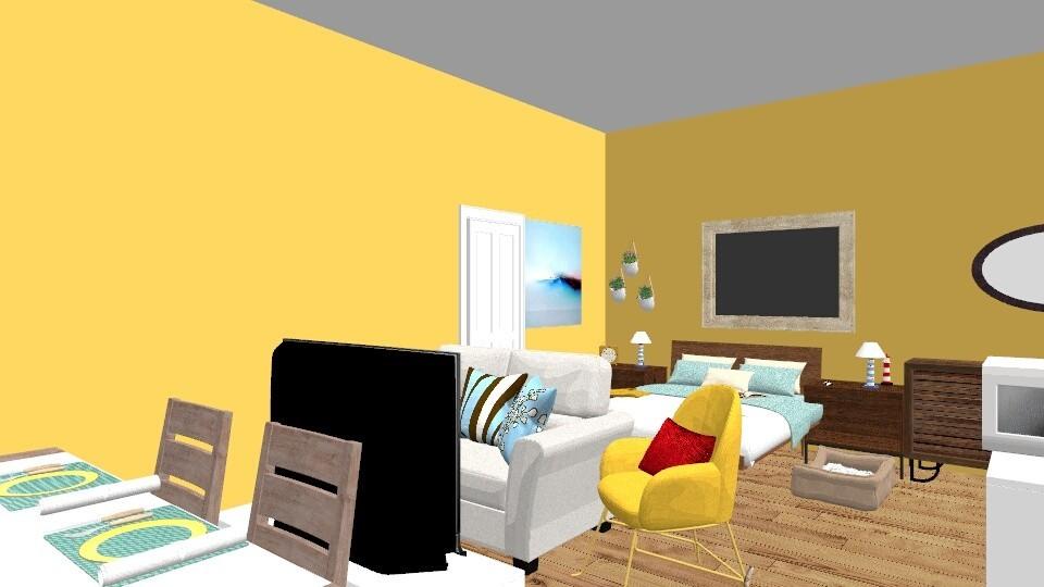 Studio Apartment - by LexieB123