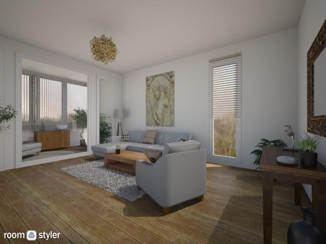 Lili condo  - Living room - by Alyce Design concept