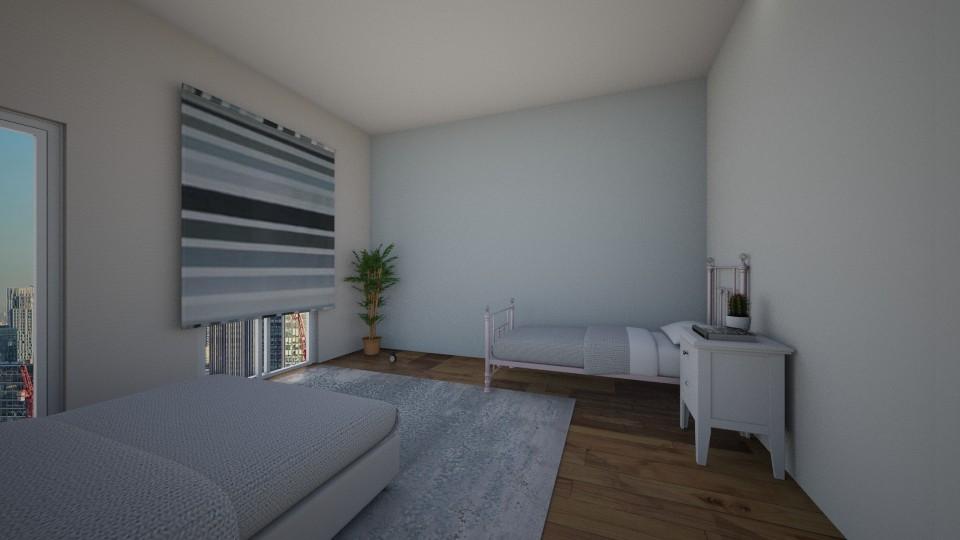 Bedroom - Bedroom - by zabarra