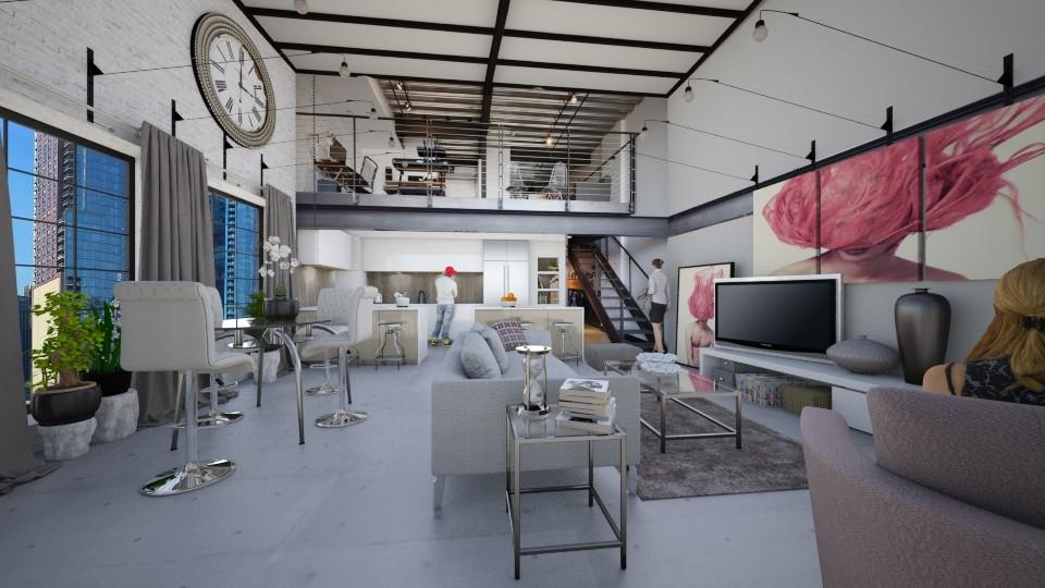 Loft Renovation - by Lackew