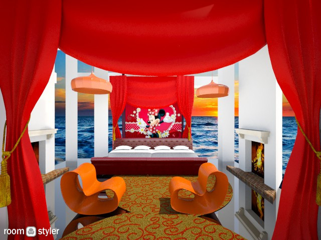 Minnie room  - by lovemydecor