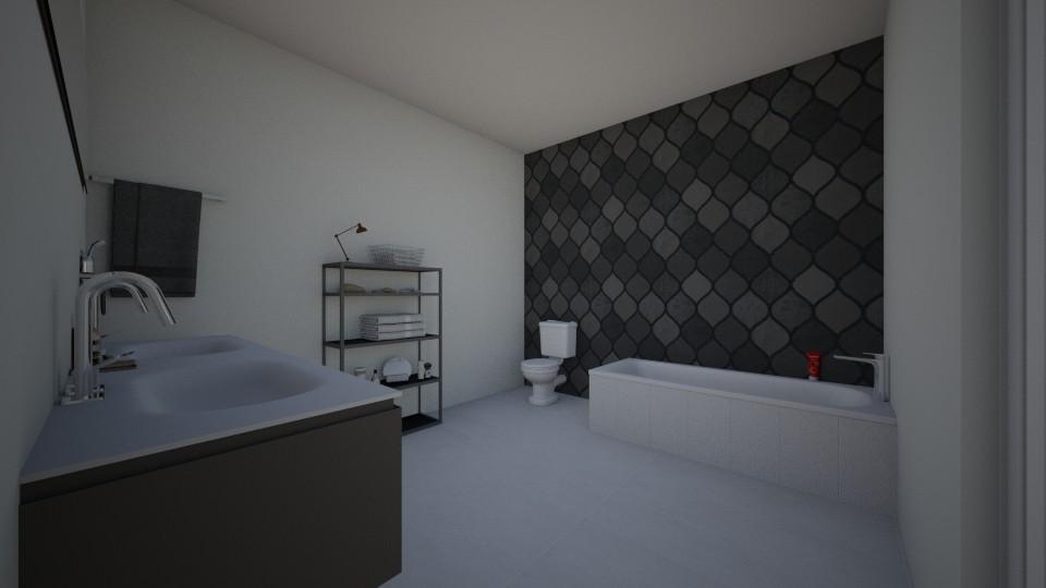 Master Bathroom - Bathroom - by BrynnWisse