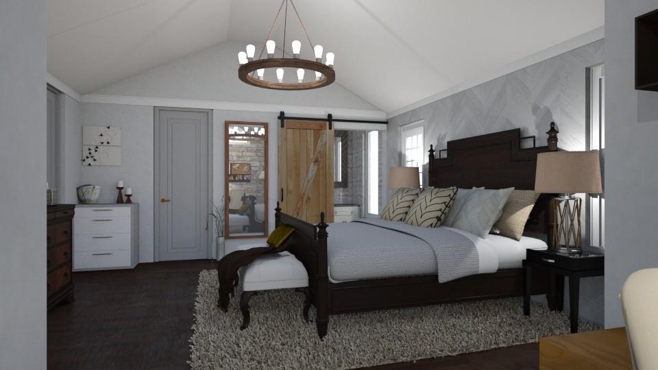 new bedroom - Bedroom - by jdenae3