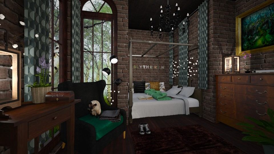 Bedroom - by Yavanna