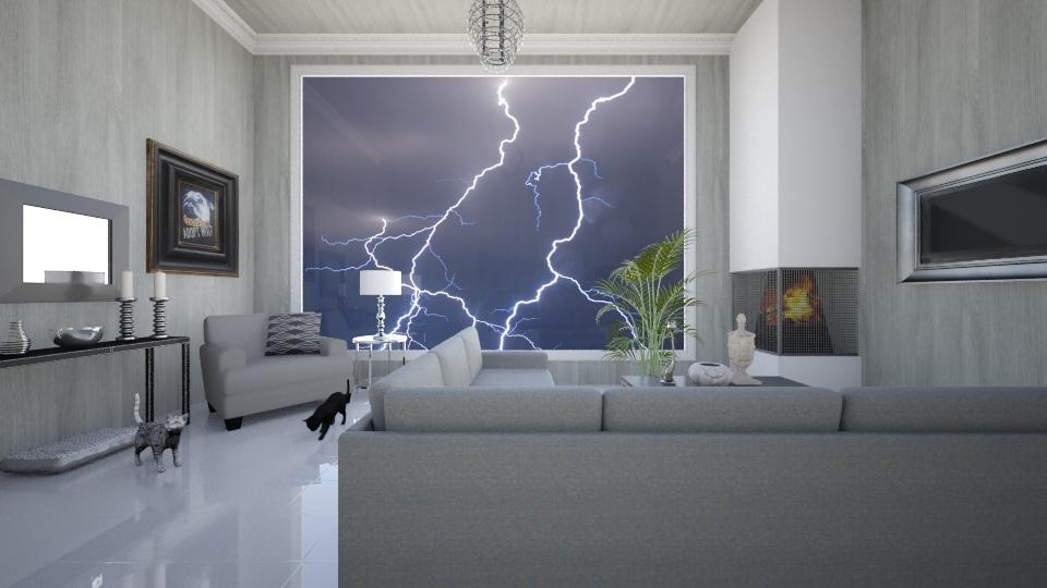 Lightning - by VeroDale