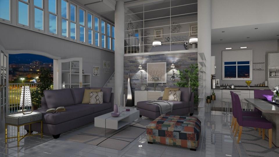 Mezzanine Apartment - by bigmama14