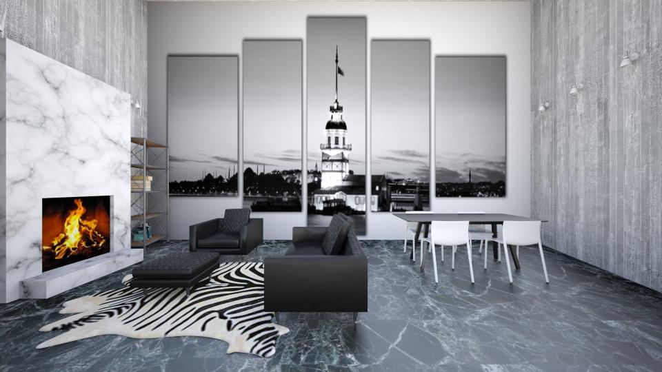 lolo - Living room - by Mehmet Durmus