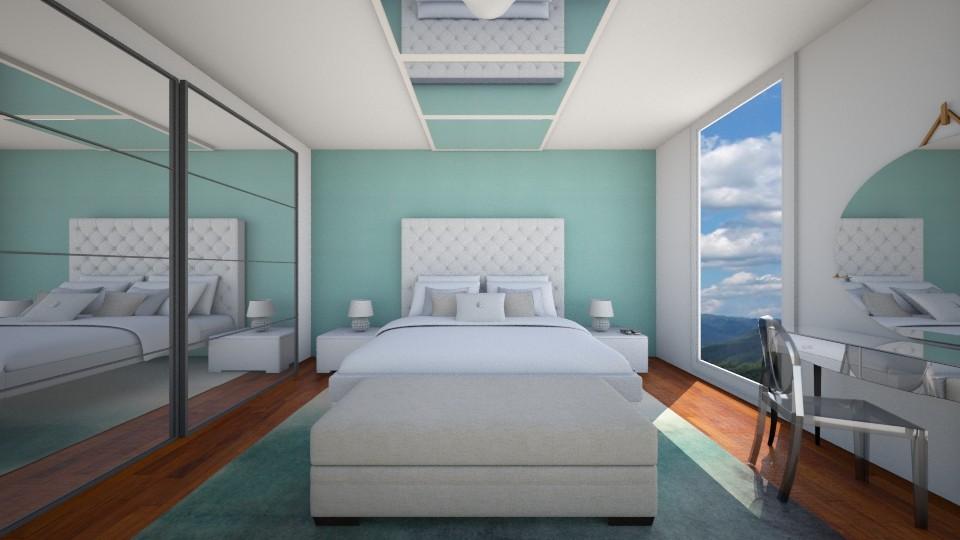 habitacion1 - Bedroom - by Iren89