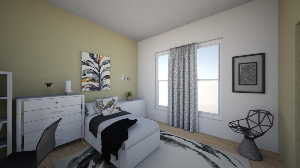 Res_Room - by BARE Design Studio