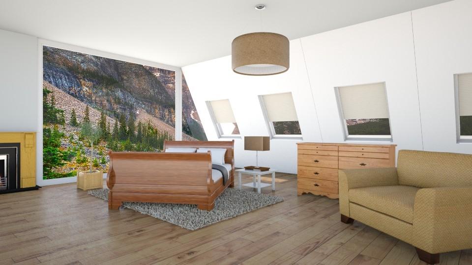 Banff - Bedroom - by Agni Samil