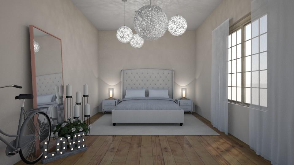 magic job - Bedroom - by lyub