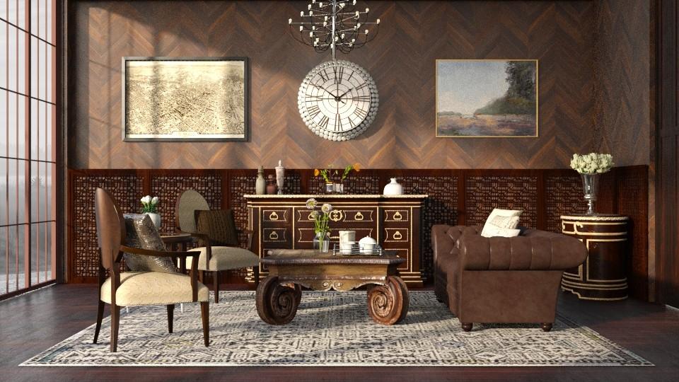 Heure De Grace - Classic - Living room - by Lifandus