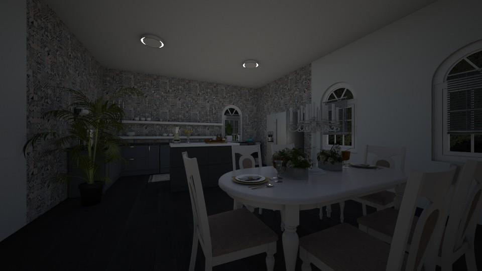house  - Kitchen - by joja12345678910
