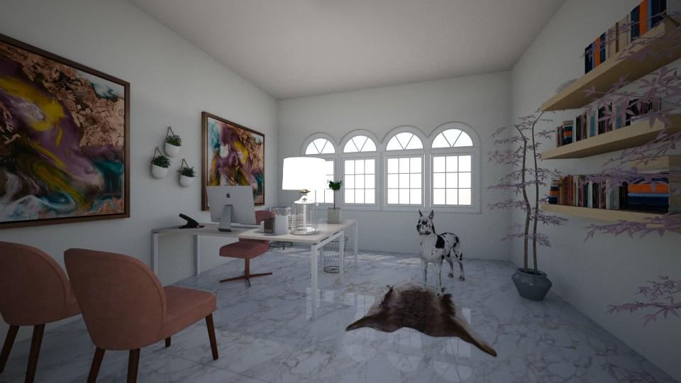 fresh - Office - by emmakatherinee