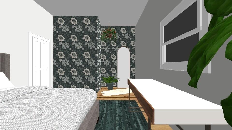 2020 apt  - Bedroom - by kbakalian