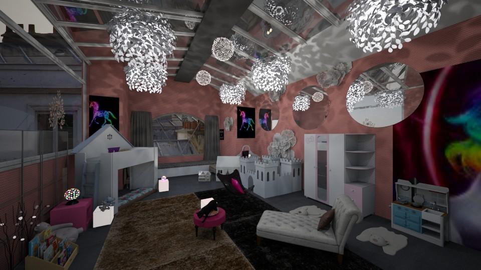 playroom - by Tiany Gullatt