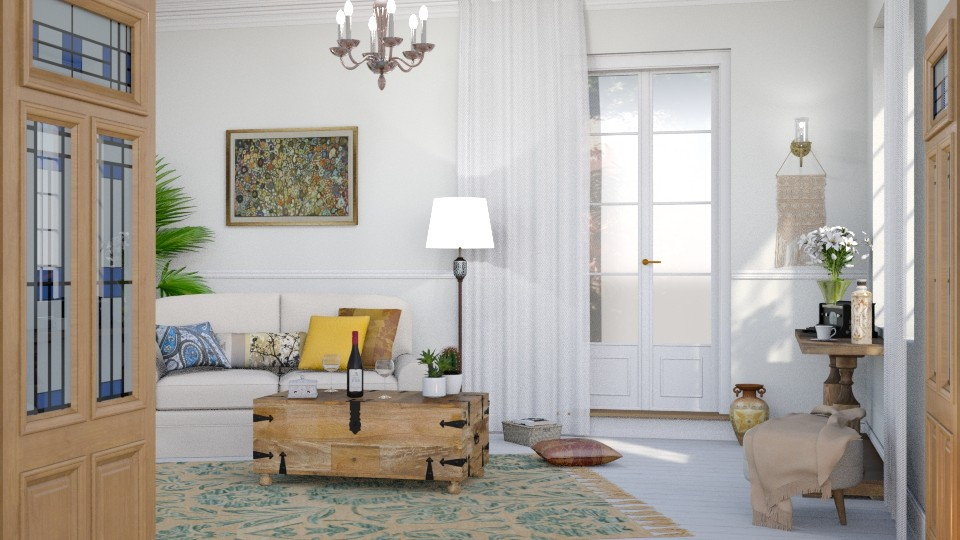 Magnolia home - by barnigondi