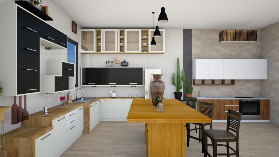 Arizona kitchen - Kitchen - by jdenae3