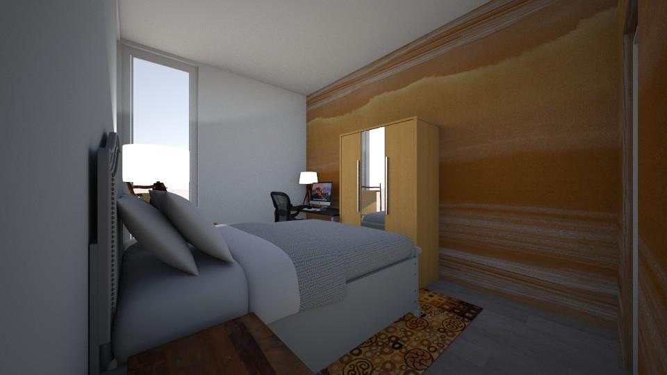 Retro Room Pre teen room - Retro - Bedroom - by Angel122