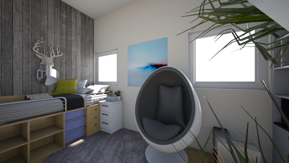 LB - Bedroom - by LexieB123
