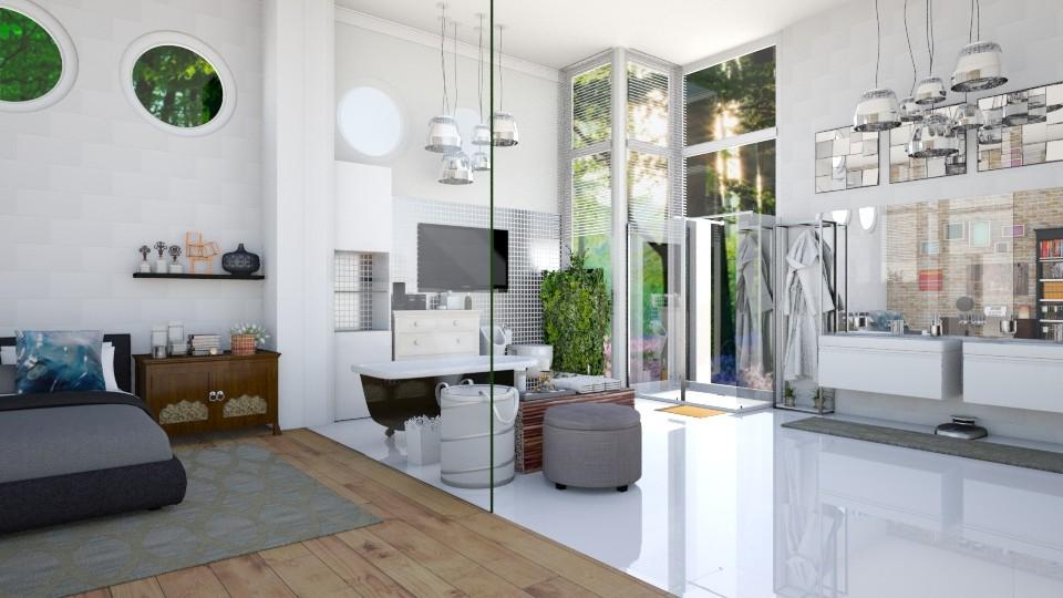Fab - Bedroom - by loritah