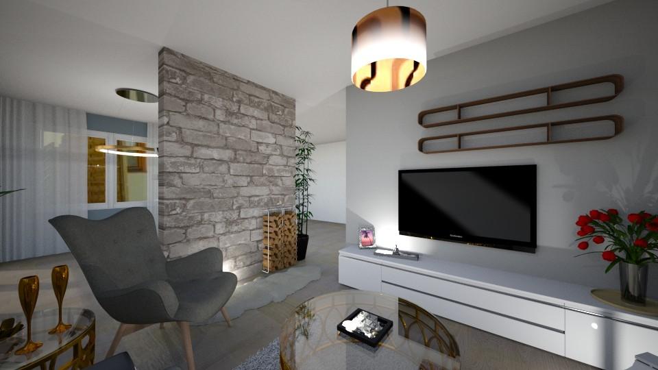 Salon final23 - Living room - by oldzi92