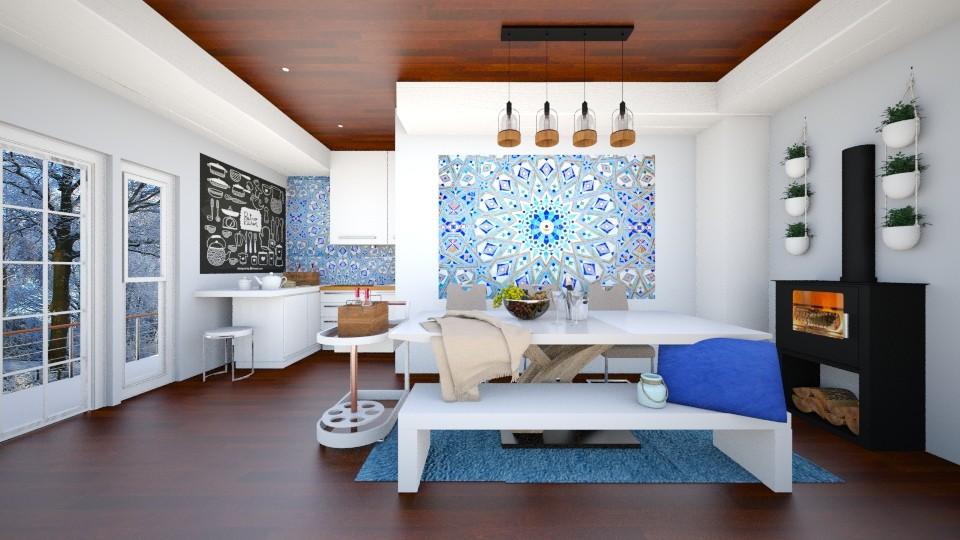 Venice - Living room - by Sara Flores