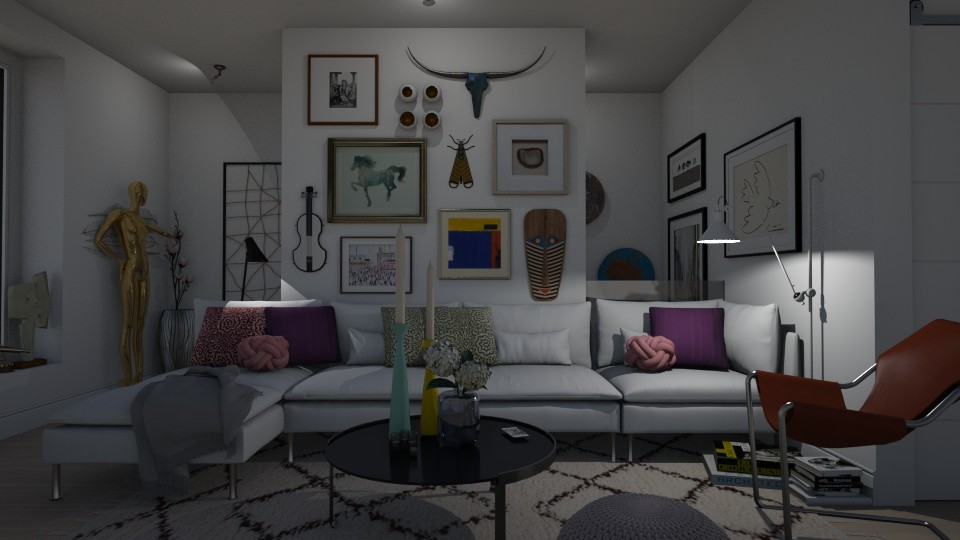 Living room - Living room - by Annathea