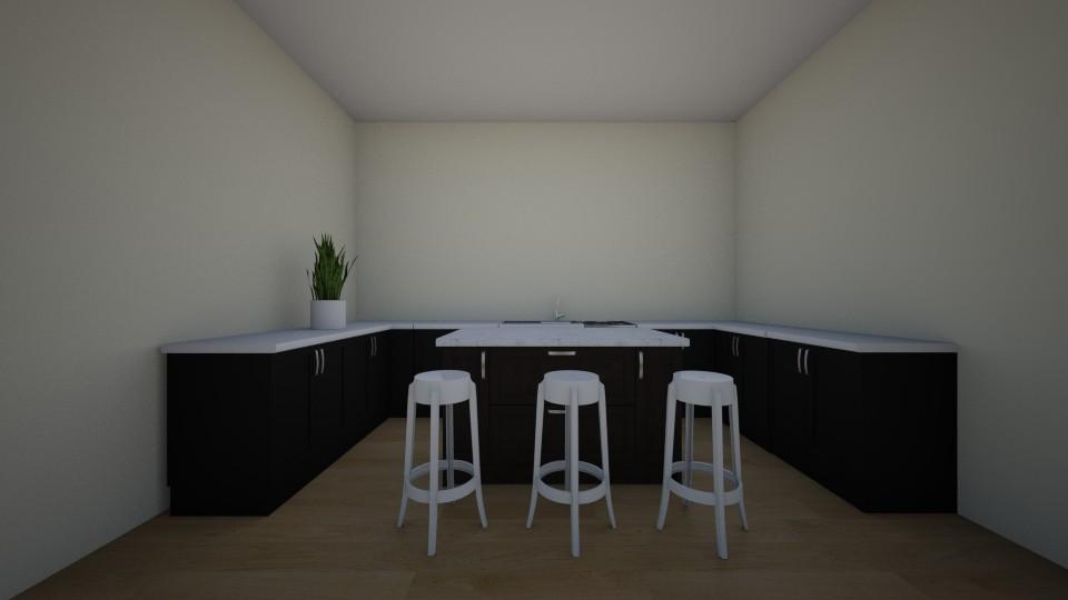 beach kitchen - by jmeyer2x4