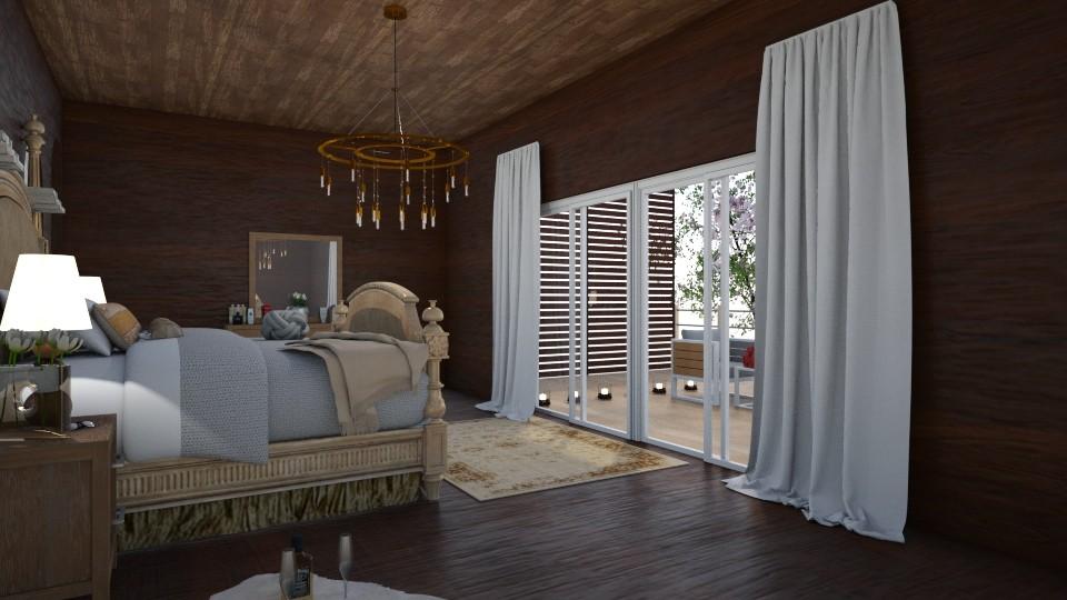 B edroom - Bedroom - by __Nikoletta__
