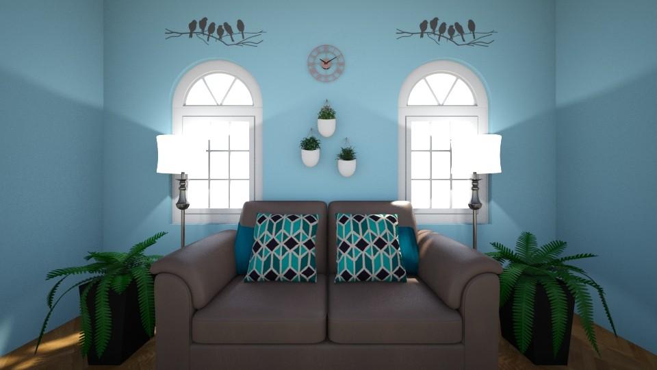 Cushion Comfy - by udanielle12