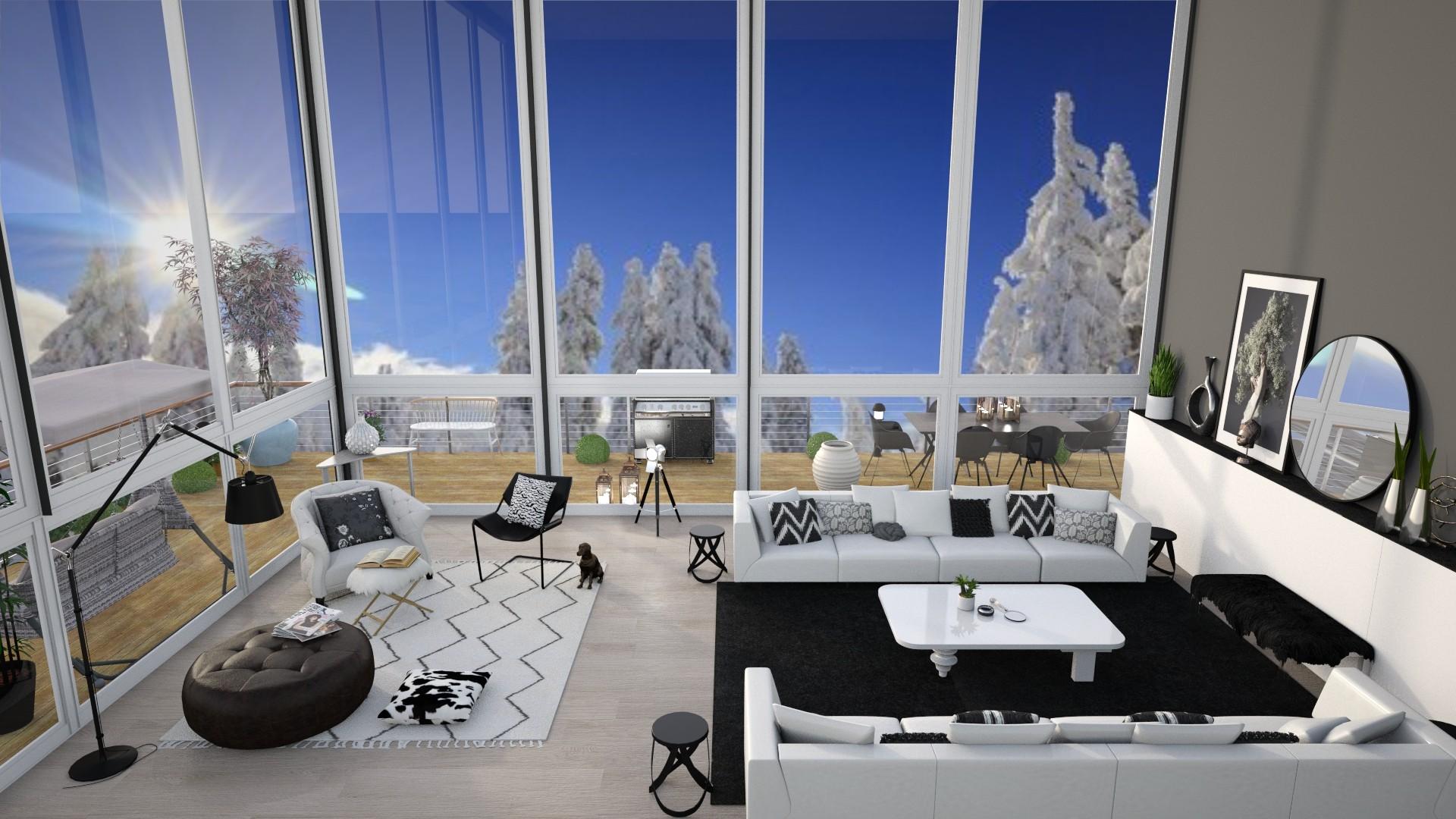 living room - by harleenbhatia12