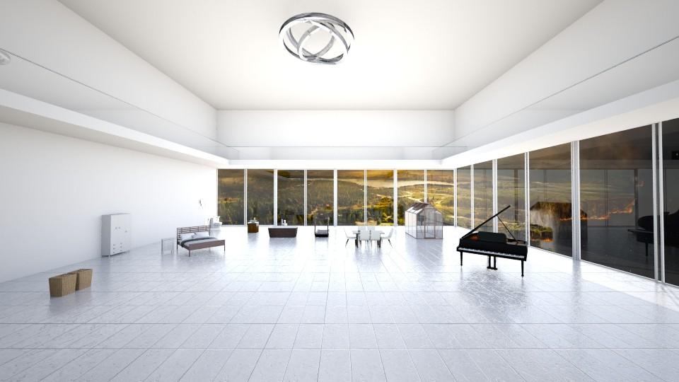 Wow - Living room - by Agni Samil