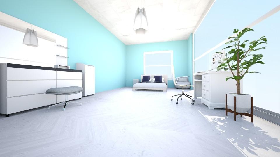 part 5 - Living room - by Karoline Cosa