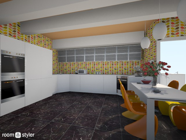 123 - Kitchen - by paradise080389