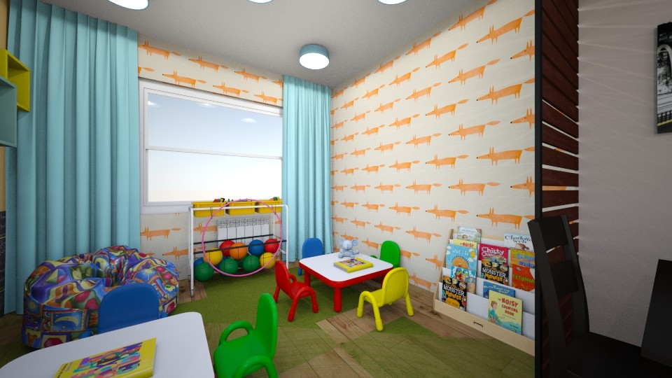 kids room 2 - by interstyle1