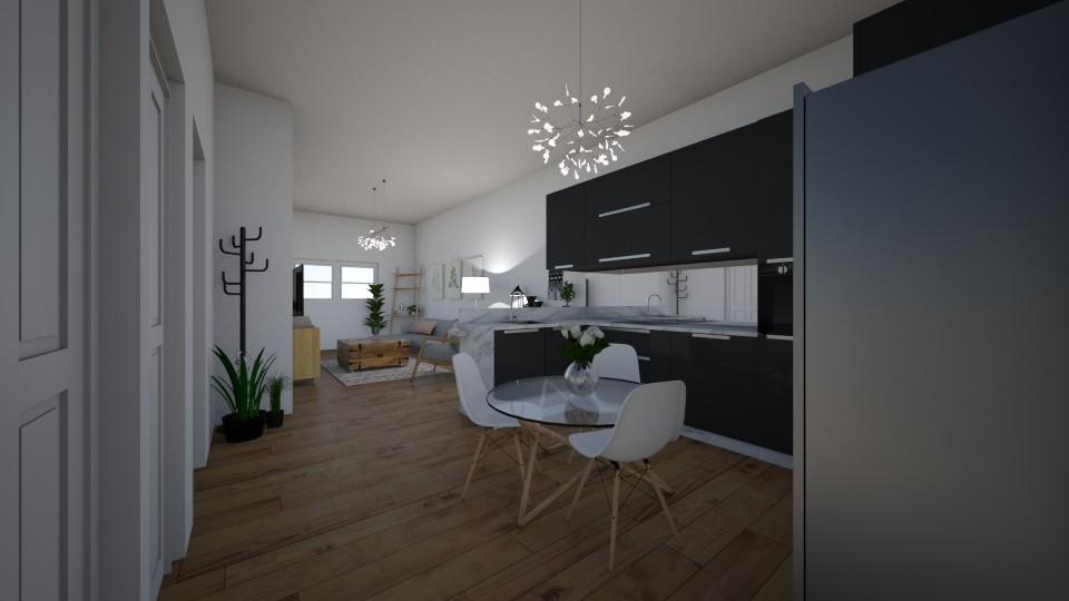 Summer Apartment xx - by elisaaaa