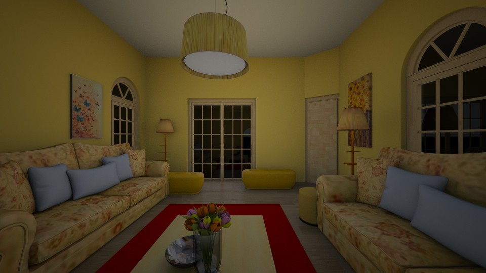 Living room  - Living room - by Ana Angela