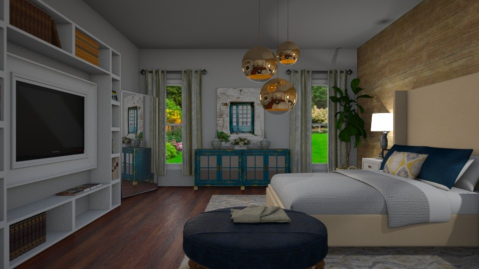 Centeno - Bedroom - by luiza cruz