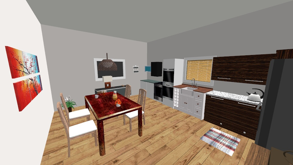 home - Living room - by laurlsch