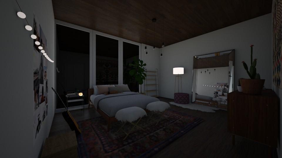 moi - Feminine - Bedroom - by nazlazzhra