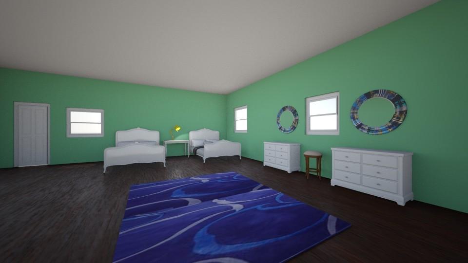 Guest Bedroom - Bedroom - by Fixer Upper Rules