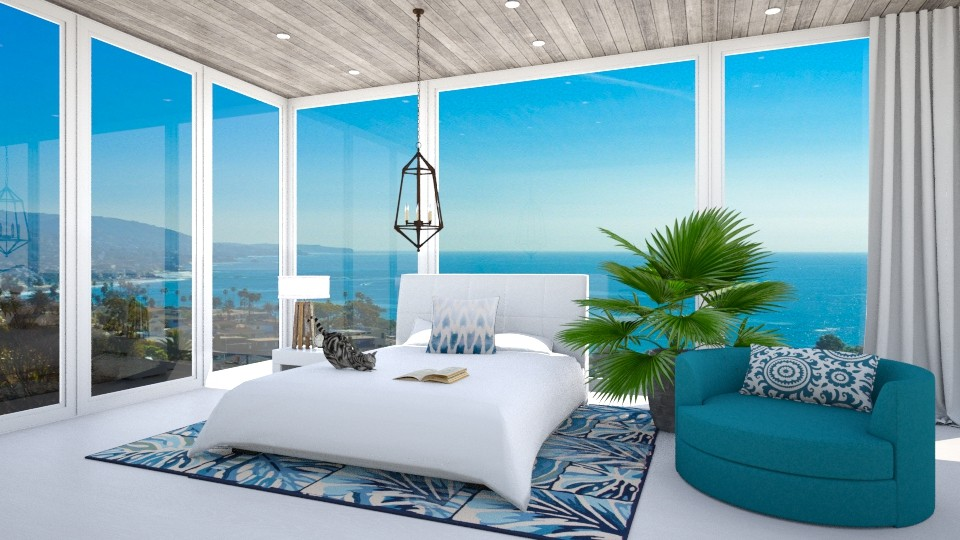 Clean and tropical 2 - Modern - Bedroom - by bgref
