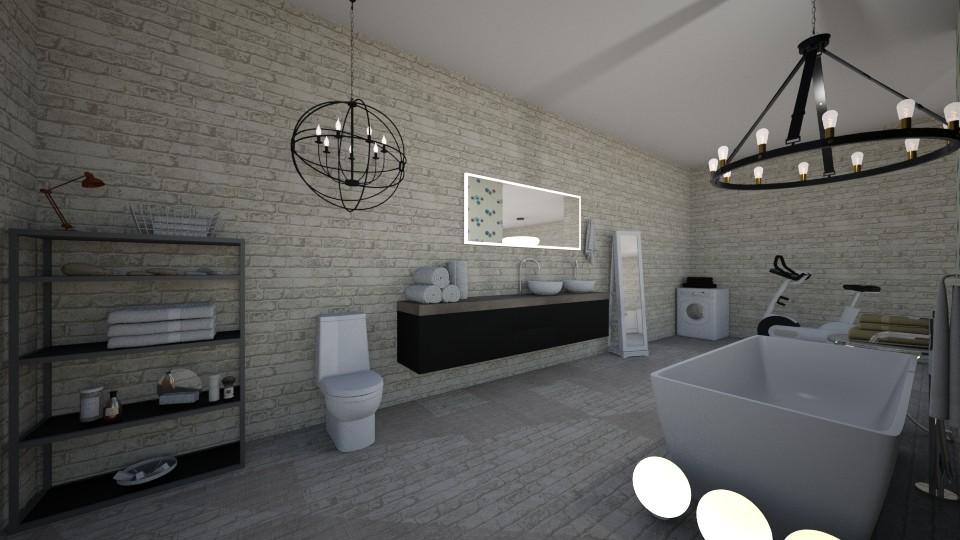 My dream room - Bedroom - by Ellie665